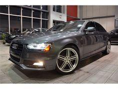 2013 Audi A4 2.0T Premium S-Line! – Oakville