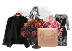 """Sheinside VII/10"" by belle-papillon ❤ liked on Polyvore featuring moda y Allstate Floral"