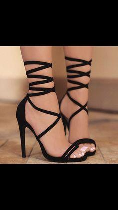 Shoe Boots Fall Ideas – Footwear – … – S… Shoe Boots Fall Ideas – Footwear – … – Schuhe Damen – Cute Black Heels, Cute Heels, Black High Heels, Shoes Heels Black, Crazy High Heels, Black Heals, Classy Heels, Black Strappy Heels, Shoes Heels Pumps