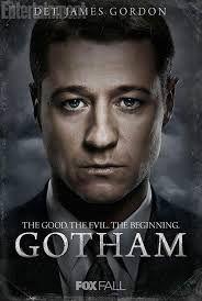GOTHAM|ゴッサムの良心、ジム・ゴードンの前日譚。腐った街に独自の正義をふりかざす犯罪者たちが個性的。ヤングキャットがキュート❤︎