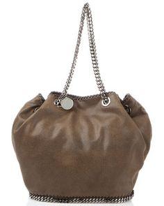 4d5a2ffd13 Stella McCartney  Falabella  Shaggy Deer Small Bucket Bag Small Buckets