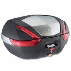 GIVI Motorcycle Accessories are well designed for after market storage.