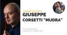 5 Domande agli Artisti: Le Risposte di Giuseppe Corsetti