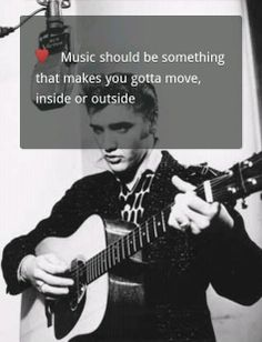 Elivis Presley ....