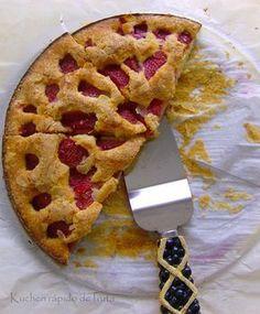 En Guete!!!: Kuchen rápido de frutas, dos versiones
