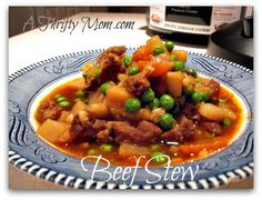 Beef Stew in the ele