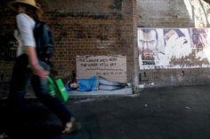 #homeless