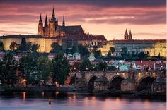 Imagine a gorgeous evening in Prague, strolling down the cobblestone alleys on a bicycle built for two. Actually it might be tough to fit 2, but you can certainly try! This night tour is available everyday for the rest of the fall season. Have fun, Triptrotters!