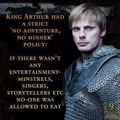 haha Merlin
