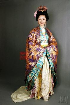 Ancient Chinese clothes