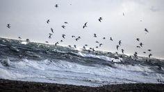 ΔΙΟΡΑΤΙΚΌΝ: Θυελλώδεις άνεμοι, προβλήματα στα δρομολόγια των πλοίων