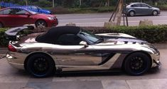 Dodge Viper SRT10 ACR Roadster is Bling in China | CarNewsChina ...