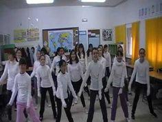 Baile para el Día de la Paz.