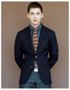 Logan Lerman Covers Nylon Guys Mexico image logan lerman 0003