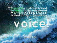 Jonah 2:3 Prophet Jonah, Cry Out, The Voice, Crying, Bible, Study, Biblia, Studio, Investigations
