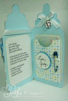 más y más manualidades: Crea hermosas invitaciones de baby shower con forma de biberones