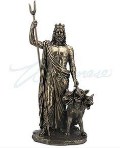 Representing Greek God Hades