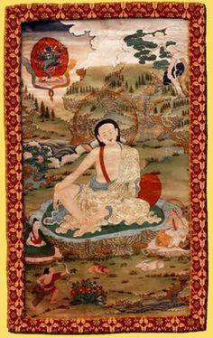 I need nothing. I seek nothing. I desire nothing. ~ Mahasiddha Milarepa