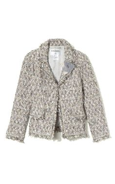 MUST HAVE - Chanel Frothy Bouclé Tweed Jacket