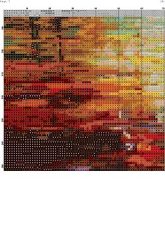 Cross Stitch Landscape, Counted Cross Stitch Patterns, Embroidery Patterns, Blackberries, Zoom Zoom, Cottages, Landscapes, City, Crafts
