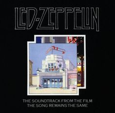 LED Zeppelin Album Covers | Same: Soundtrack From The Led Zeppelin Film Album Cover, Led Zeppelin ...