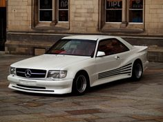 Mercedes Benz SEC Class Koenig Widebody Special Edition Mercedes W126, Mercedes Benz Cars, Ac Schnitzer, Classic Mercedes, Ac Cobra, Benz S, Tuner Cars, Car Car, Classic Cars