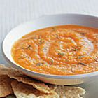 HomeFoodCarrotsSoupCreamy Carrot Soup  canadian living
