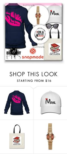 """Snapmade"" by aaidaa ❤ liked on Polyvore featuring Kerr®"
