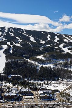 Keystone Lodge and Spa - Keystone, Colorado - The Keystone Resort features three peaks with five alpine bowls and a terrain park. Keystone Resort, Keystone Colorado, Keystone Ski, Colorado Winter, Skiing Colorado, Lake Tahoe Skiing, Jackson Hole Skiing, Vacation Pictures, Vacation Ideas