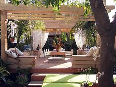 Outdoor Rooms By Jamie Durie