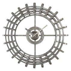 Alphonse Wall Clock Uttermost