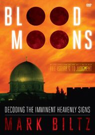 ❥ Blood Moons by Mark Blitz~ and there will be signs in the heavens... we are living in the end times, according to bible prophecy.