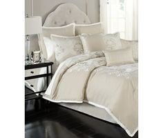 Emilia Embroidered 14-Piece Comforter Sets - Bed in a Bag - Bed & Bath - Macy's