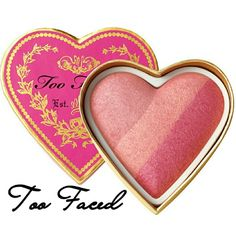 "Too Faced Something about Berry Sweetheart Blush Too Faced Sweetheart Perfect Flush Blush in ""Something about Berry"" each baked, heart shaped blush contains three individual colors. The baked multiple colors create dimensional color to provide the look of younger, brighter, healthier skin. 100% Authentic Brand New Never Used Never Swatched. Photos from Personal Stock Price firm! Too Faced Makeup Blush"