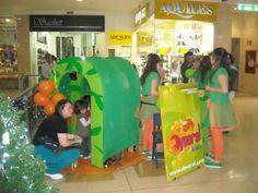 Lanzamiento Dynoral Kids  / Centro comercial Santafe