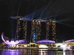 シンガポール マリーナ 年越し