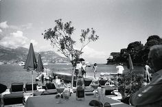 On the north side of the peninsula, Paloma Plage is one of three main beaches in Cap-Ferrat.