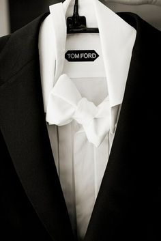 Tom Ford Wedding Outfit