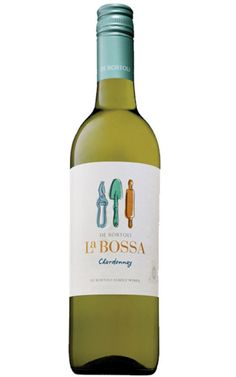 De Bortoli La Bossa Chardonnay 2014 Riverina - 12 Bottles Barrel, Pineapple, Bottles, Wine, Fruit, Cool Stuff, Drinks, Drinking, Beverages