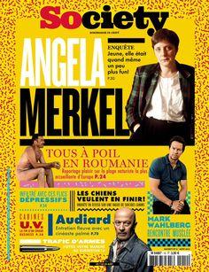 Le #12 , où l'on apprend qu'Angela Merkel a été @lenadunham , entre autres choses. Vendredi.