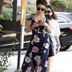 Reformed By Reformation Flora Maxi For Urban Outfi
