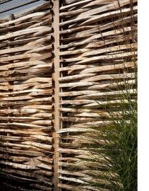 New garden fence rustic decks ideas Garden Yard Ideas, Love Garden, Balcony Garden, Dream Garden, Garden Tools, Home And Garden, Garden Fencing, Garden Paths, Fence