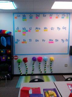 Best Dr. Seuss classroom