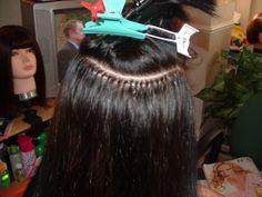 Brazilian thread for hair extensions brazilian knot extensions brazilian knots weft hair extensionshair pmusecretfo Gallery