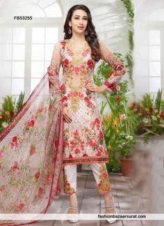 Multicolor Karishma Kapoor Marvelous Printed Designer Suit
