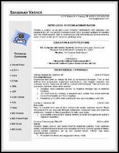 resume will get noticed easily t entry level engineering resume 1