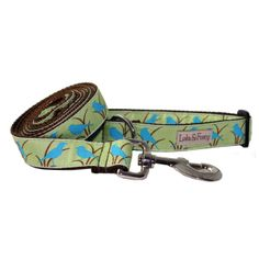 Lola & Foxy Blue Bird Dog Leash | Leashes | PetSmart
