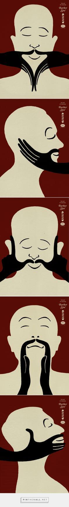 The Art of Shaving спутала в рекламе руки с волосами | Реклама Маркетинг PR - SOSTAV.RU - created via http://pinthemall.net
