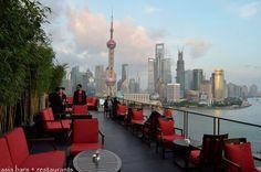 Sir Elly's Terrace rooftop bar - Shanghai