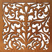 This is a laser cut wood piece, but these kind of designs are available in stencil form. Description from pinterest.com. I searched for this on bing.com/images